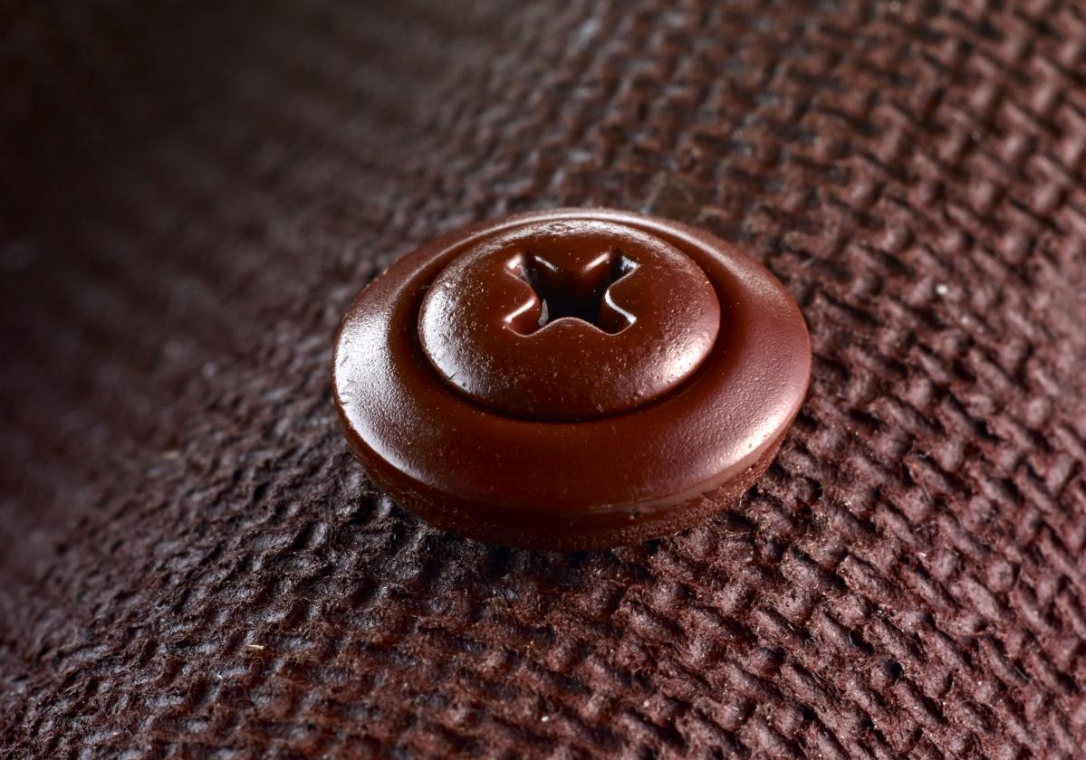 ONDULINE CLASSIC Đỏ cổ điển với vít đóng